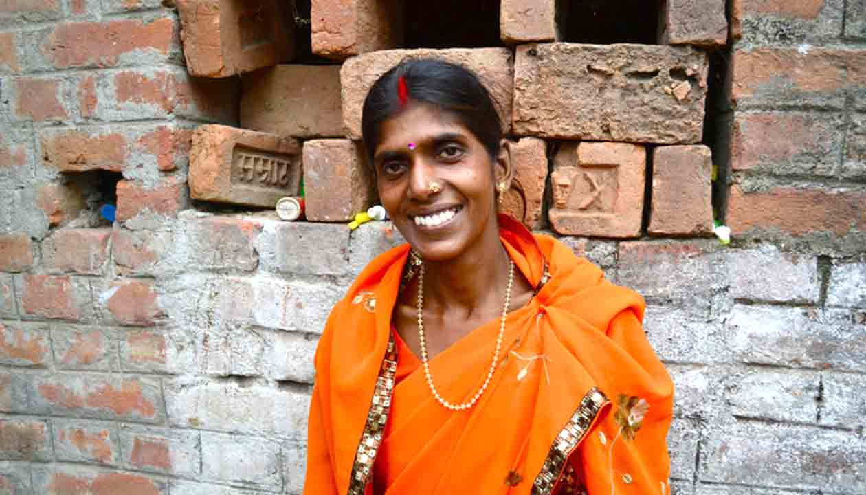 Nisha Devi, Community Health Facilitator in India
