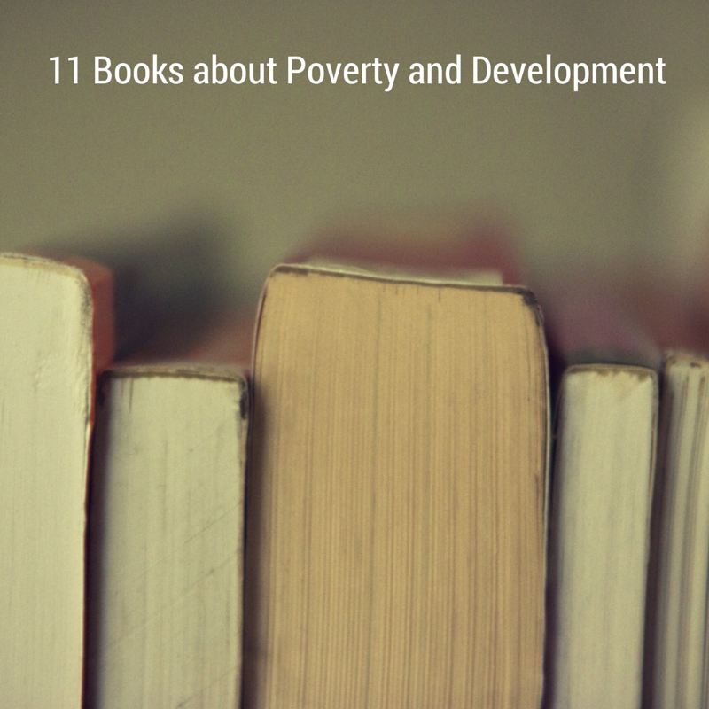 11 books about poverty and development