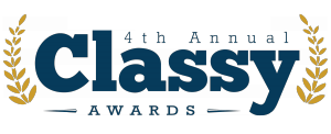 4th Annual Classy Awards.
