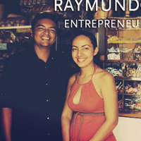Raymundo & Gina, two of our hardworking clients and incredible entrepreneurs in Colombia.