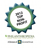 "Opportunity International was ranked one of Philanthropedia's ""2012 Top Non-Profits"""