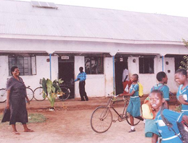 Lady Agnes School of Iganga, Uganda.