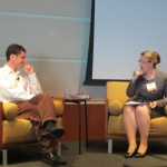 Roodman in fireside chat with Lisa Thomas of Equator Capital Partners.