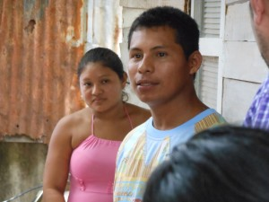 Wilfrido speaks about his dreams for prosperity for his people.