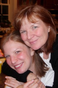 Emily Riemer and her mom Melissa.