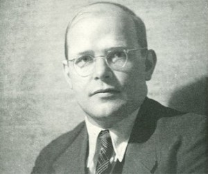 Dietrich Bonhoeffer-theologian, pastor and champion for justice.