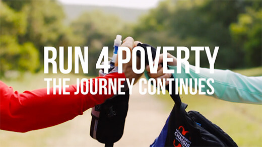 Run 4 Poverty - The Journey Continue
