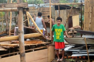 Many Opportunity International clients and staff live in the Capiz are of the Philippines, which was devastated by Typhoon Haiyan.