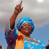 President Joyce Banda, the first female president of Malawi, is working to improve life for Malawians.