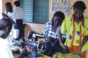 In 1995, Aimee Ivy Ansod used a $65 loan from the newly opened Opportunity Ghana to build her business and create change for her family.