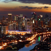 Makati City in the Philippines.