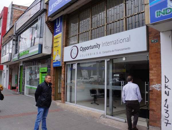 Opportunity International Bank Colombia