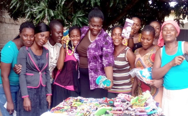 Vocational Training for at-risk young women in Ghana